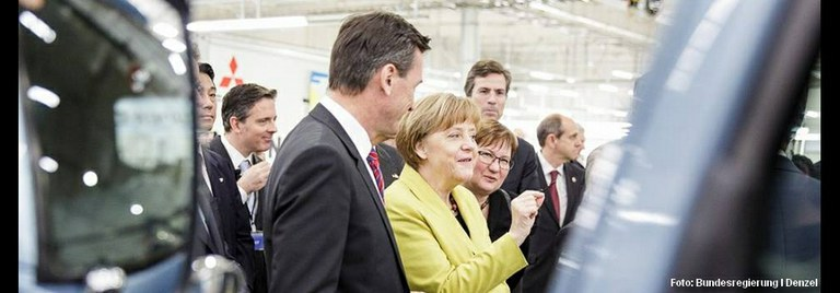 Foto: Bundesregierung, Denzel