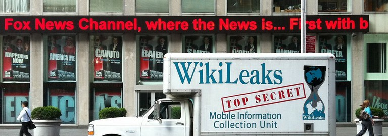 Wikileaks Mobile Information Collection Unit (CC BY 2.0)