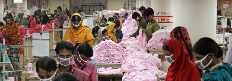 Mode-Kinderarbeit-Bangladesch-Indien-Textilindustrie Picture Alliance / dpa
