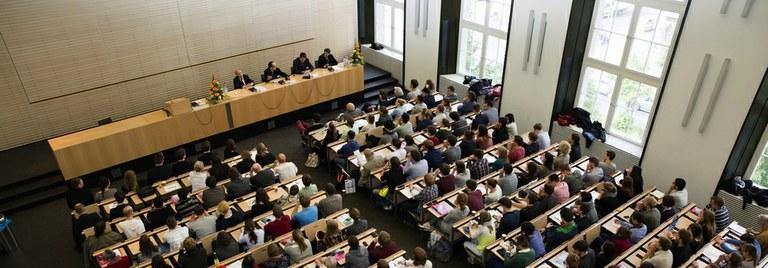 Foto: Symposium 2014, Humboldt-Forum Wirtschaft